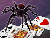 Spider Solitaire 1 suit