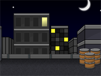 Mission Escape : Roof