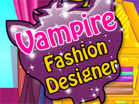 Vampire Fashion Designer