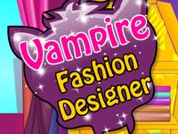 Vampire Fashion Designer
