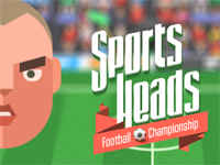 Sports Heads : Football Championship 2016