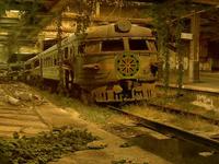 Abandoned Metro Station Escape