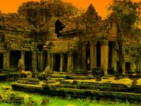 Ruins Ancient Temple Escape