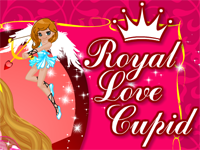 Royal Love Cupid