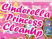 Cinderella Princess Cleanup